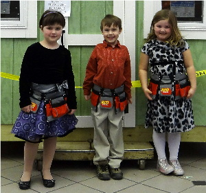 2012 Co-Little Miss Homebuilders and Little Mr. Homebuilder