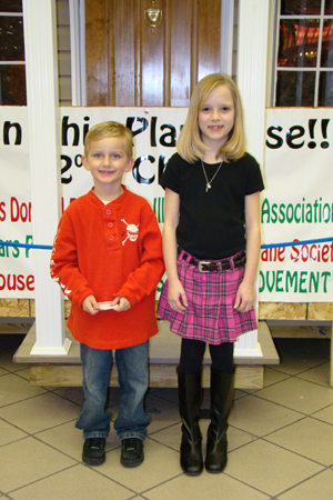 Little Mr. and Little Miss Homebuilder